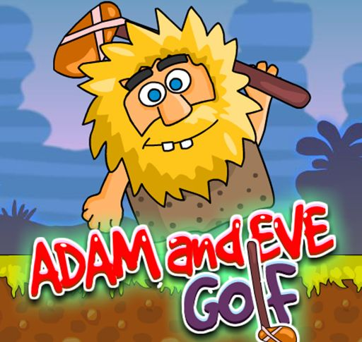 Adam and Eve on Golf