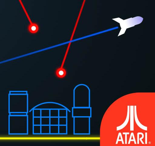 Atari Misille Command