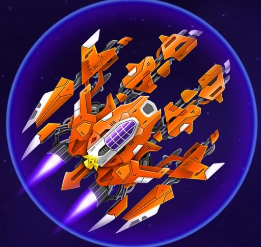 Space Blaze 2 Game