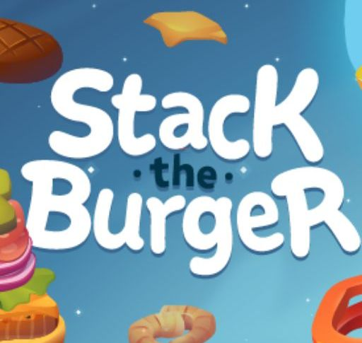Stack The Burger Game