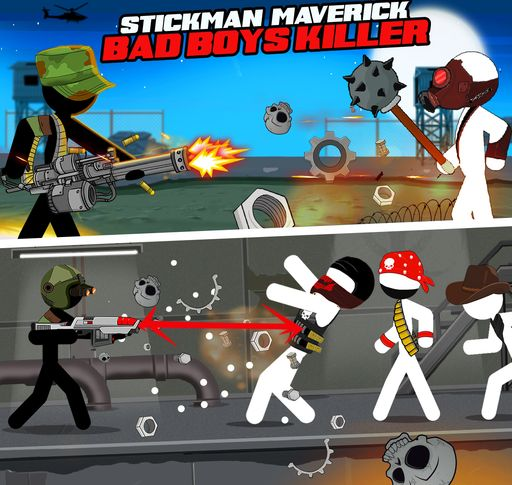 Stickman Maverick