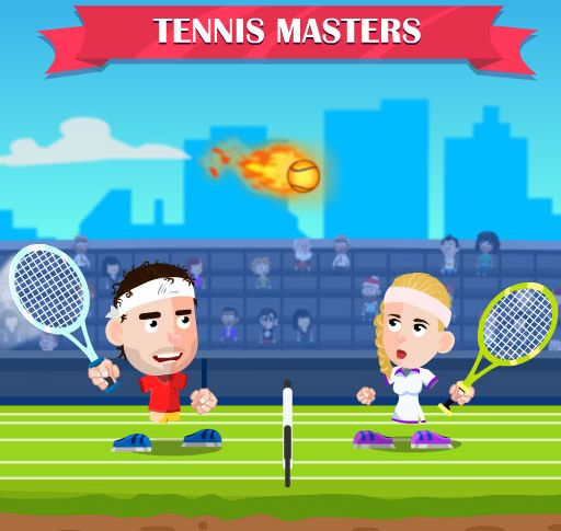 Tennis Masters Game